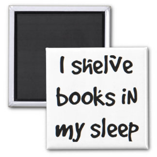 shelve books magnet