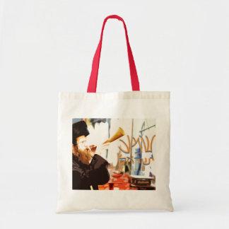 Shema Israel - Hear oh Israel! Canvas Bags