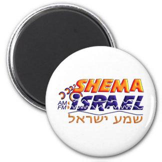 Shema Israel Imán Redondo 5 Cm