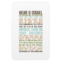 Shema prayer in english magnet