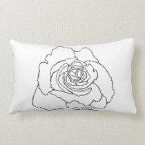 Shema Rose Dalet (Deuteronomy 6) Lumbar Pillow