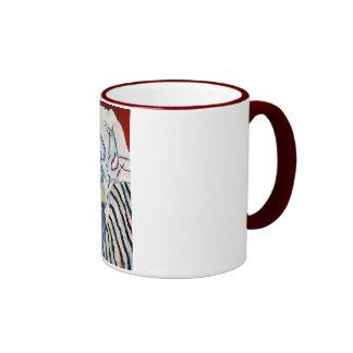 Shema YIsrael Ringer Coffee Mug