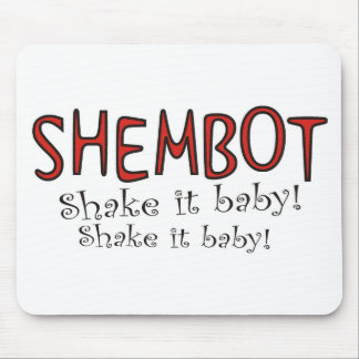 SHEMBOT MOUSE PAD