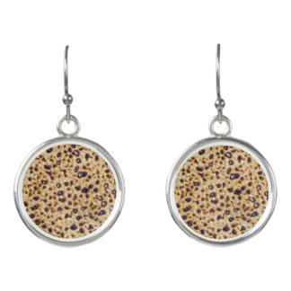 Shemurah Matzah Earrings
