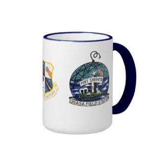 Shemya AFB Alaska Ringer Mug