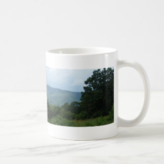 SHENANDOA HIGHWAY, BLUE RIDGE MOUNTAINS COFFEE MUG