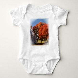 Shenandoah 023 baby bodysuit