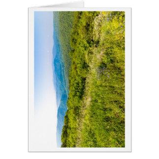 Shenandoah Card