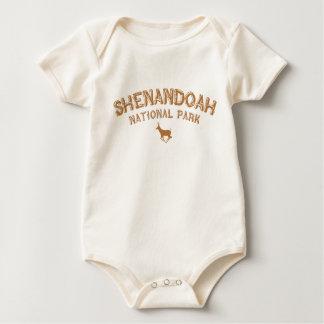 Shenandoah National Park Baby Bodysuit