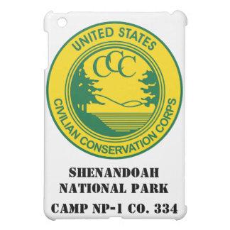 Shenandoah National Park CCC Camp NP-1 Co. 334 iPad Mini Cover