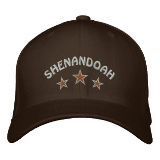 Shenandoah National Park Embroidered Baseball Cap