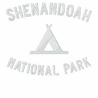 Shenandoah National Park Embroidered Track Jacket