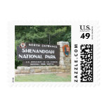 Shenandoah National Park Postage