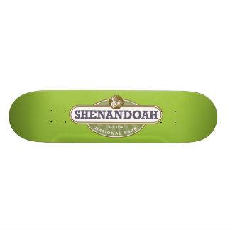 Shenandoah National Park Skateboards