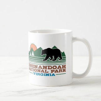 Shenandoah National Park Virginia Coffee Mug