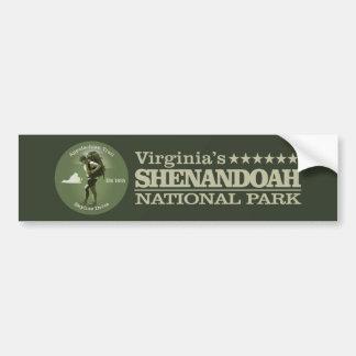 Shenandoah NP Bumper Sticker