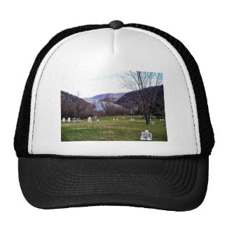 Shenandoah River From Harpers Ferry Cemetery Trucker Hat