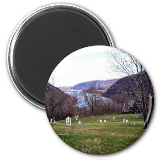 Shenandoah River From Harpers Ferry Cemetery Magnets