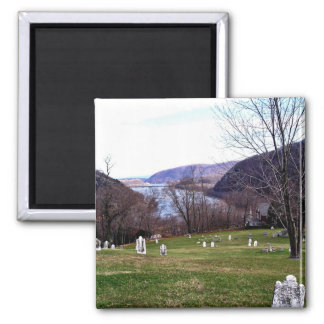 Shenandoah River From Harpers Ferry Cemetery Refrigerator Magnets