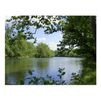 Shenandoah River Postcard
