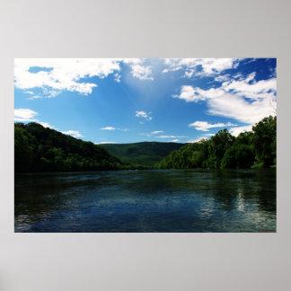 Shenandoah River Poster #4802