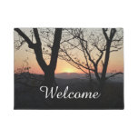 Shenandoah Sunset National Park Landscape Doormat