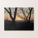 Shenandoah Sunset National Park Landscape Jigsaw Puzzle