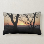 Shenandoah Sunset National Park Landscape Lumbar Pillow