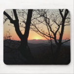 Shenandoah Sunset National Park Landscape Mouse Pad