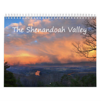 Shenandoah Valley Landscapes Calendar