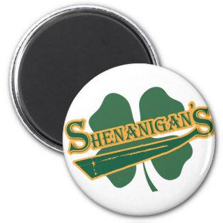 Shenanigan's 2 Inch Round Magnet