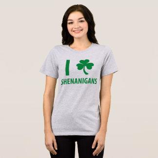 Shenanigans del amor de la camiseta I de Tumblr
