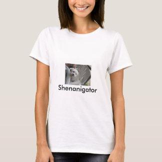 Shenanigator Havanese Puppy T-Shirt