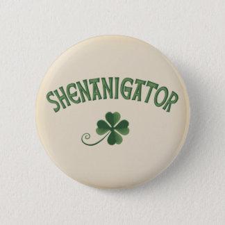 Shenanigator Pinback Button
