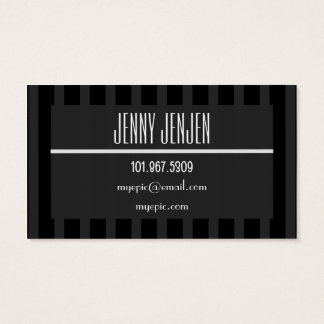 SheNeterprise Style Business Cards