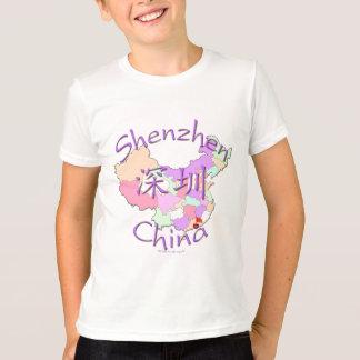 Shenzhen China Playera