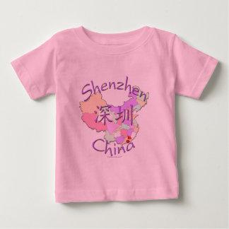 Shenzhen China Playera De Bebé