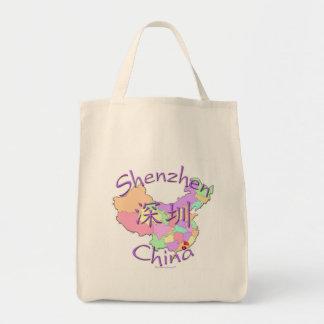Shenzhen China Tote Bag