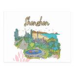 Shenzhen Postcard