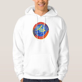 Shenzhou 10 hooded pullover