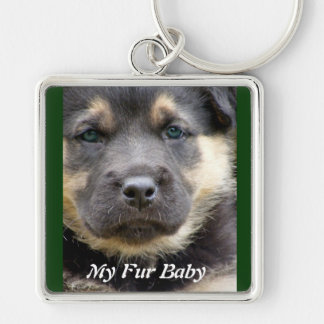 Shep Dog Keychain