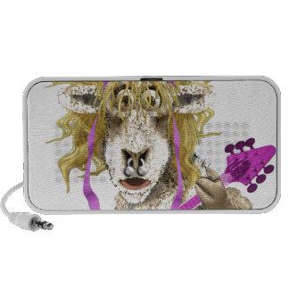Shep Shagga Rock n Roll sheep Speaker