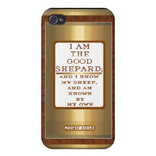 Shepard 2 cases for iPhone 4