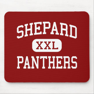 Shepard - Panthers - Magnet - Durham Mouse Mat