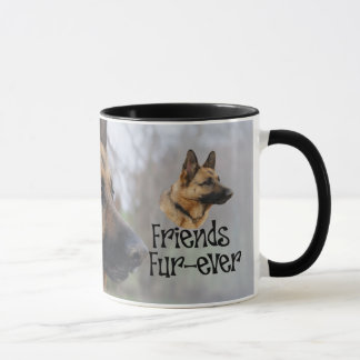 "sheperd ""Friends Fur more ever"" conversion cup"