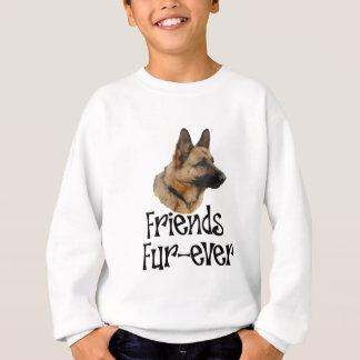 """sheperd """"Piel-nunca de los amigos """" Remeras"""