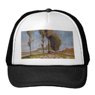 Shepherd and Sheep by Henri-Edmond Cross Hats