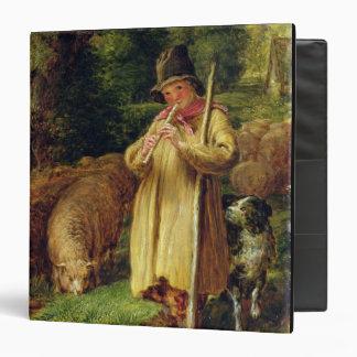 Shepherd Boy, 1831 (oil on panel) Binder