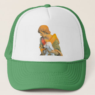 Shepherd boy trucker hat