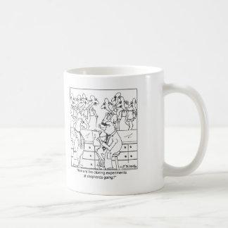 Shepherd Cloning Classic White Coffee Mug